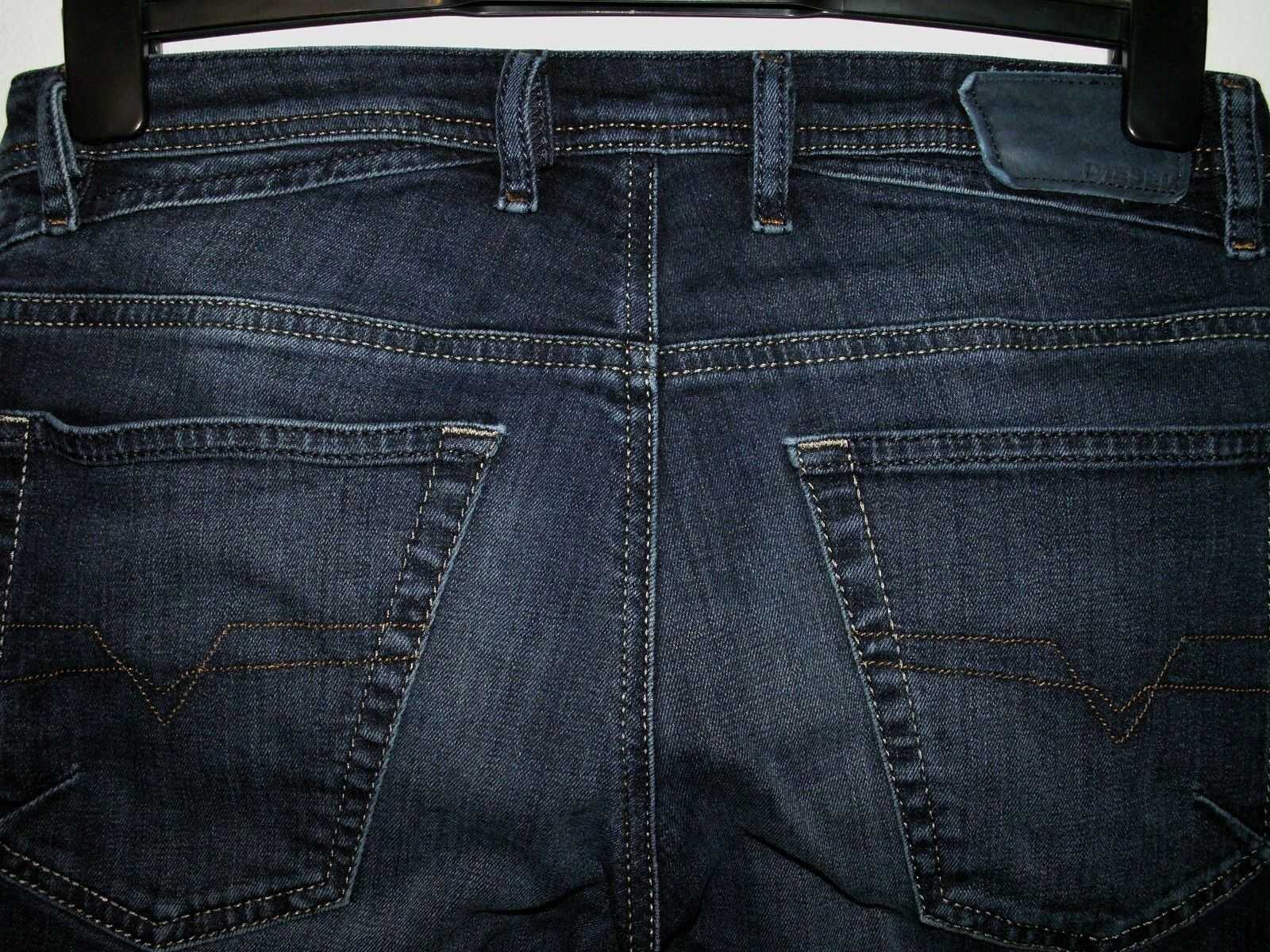 Diesel shioner slim-skinny fit jeans wash 0814W stretch W28 L30 (a4498)