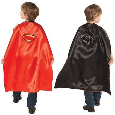 Superman General Zod Reversible Cape Superhero Halloween Child Costume Accessory