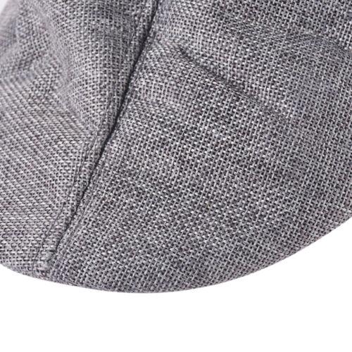 Unisex Men Duckbill Beret Hat Newsboy Ivy Cap  Driving Flat Cabbie Hat UK