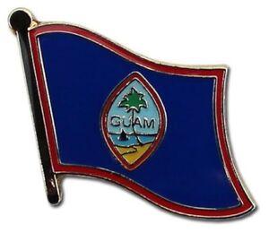 USA American Haiti Friendship Flag Bike Motorcycle Hat Cap lapel Pin