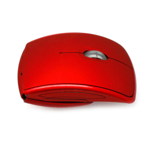 Wireless Mouse 2.4G Computer Mouse Foldable Travel Notebook Mute ...