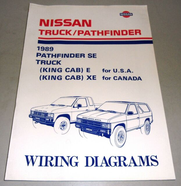 Wiring Diagrams Electricity Nissan Pathfinder Se  Truck