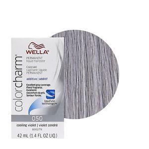 Wella Color Charm Permament Liquid Hair Dye Additive 42ml