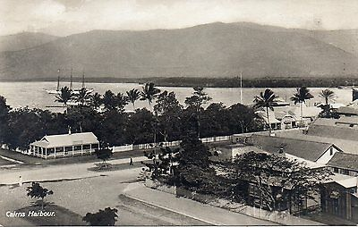 Australia Vintage Queensland Cairns Harbour