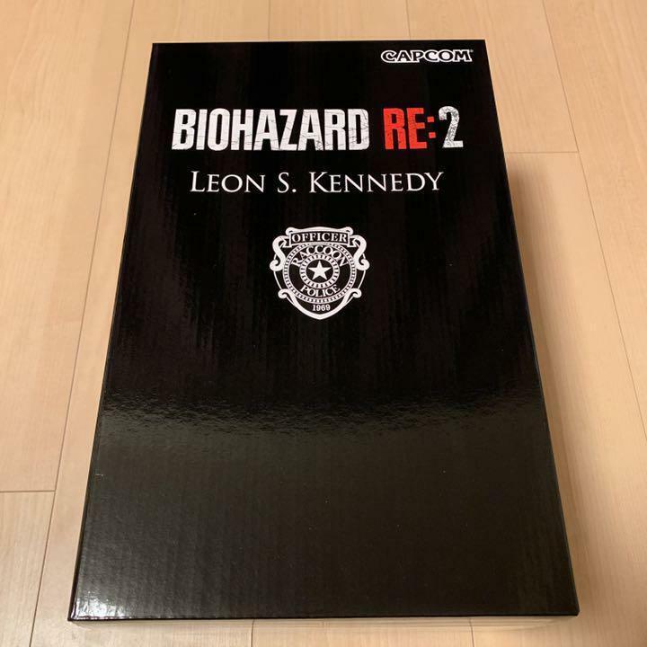 garantizado Resident Evil Re Re Re  2 Leon S Kennedy figura BIOHAZARD Capcom Edición Limitada Japón  marcas de moda