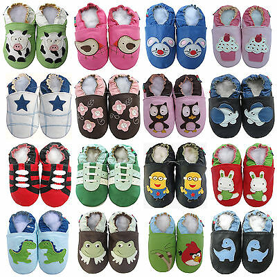 Shoeszoo Cupcake Rose 2-3y S Semelle Souple Cuir Bébé Chaussures