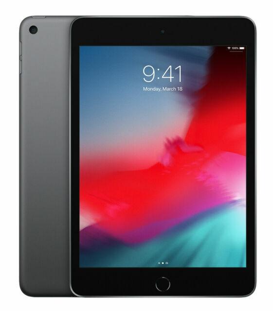 Apple iPad Mini  64GB, Wi-Fi, 7.9in - Space Gray fast ship