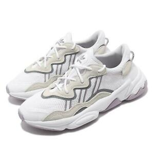 Détails sur adidas Originals Ozweego W White Grey Soft Vision Women Lifestyle Shoes EE7012