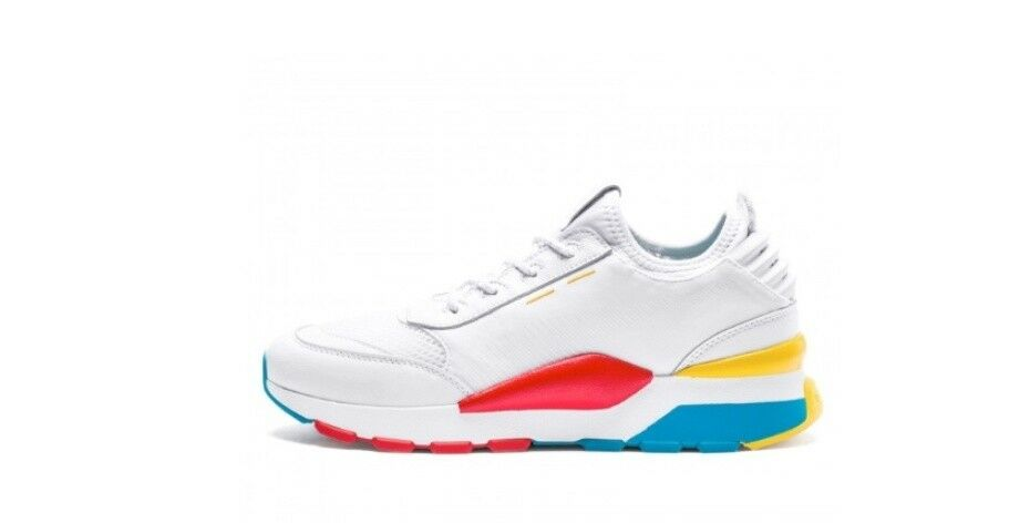 Men's/Women's PUMA RS-0 PLAY SNEAKERS grade 367515-01 High grade First grade SNEAKERS in its class Speed refund c54854