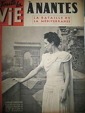 85 RENéE DEVILLERS ELECTRE BOMBARDEMENT NANTES ROLAND PETIT TOUTE LA VIE 1943