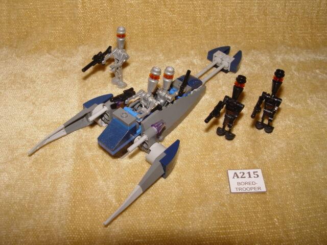 Lego Sets Star Wars 8015 1 Assassin Droids Battle Pack 2009 W