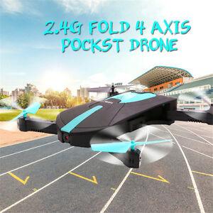 JY018 Mini Dron Foldable WiFi HD FPV Camera Quadcopter Selfie Drone RC Drones