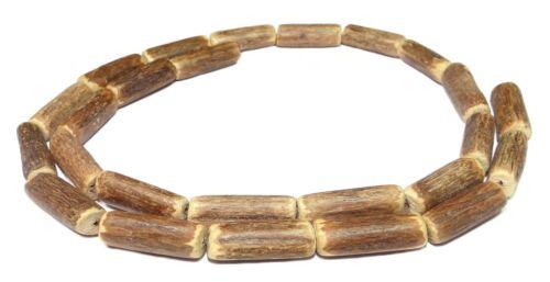 Rebholz perles tubes//Rouleaux environ 15x5 mm perle Strang h.re-1