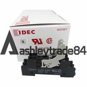 10PCS NEW IDEC SJ2S-05B Relay Socket