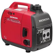 Honda EU2000IC Companion Super Quiet 2000 Watt Portable Generator