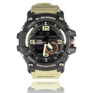 casio gg 1000 1a5er g shock mudmaster premium uhr neu und. Black Bedroom Furniture Sets. Home Design Ideas