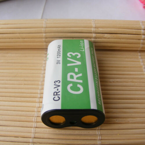Cargador para Kodak CRV3 CR-V3 Z885 Z710 Z740 CX7300 CD33 CD40 Z812 Z700 Batería