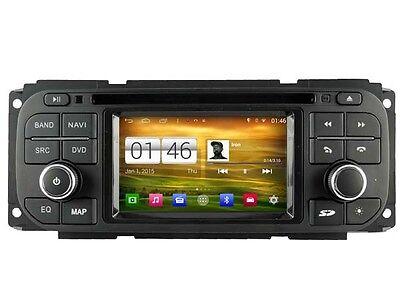 AUTORADIO DVD/GPS/NAVI/ANDROID 4.4.4/DAB+/RADIO JEEP GRAND CHEROKEE/LIBERTY M201