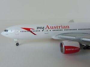 Austrian-SERVUS-HONG-KONG-Boeing-777-200-1-500-Herpa-530132-777-my-Airlines