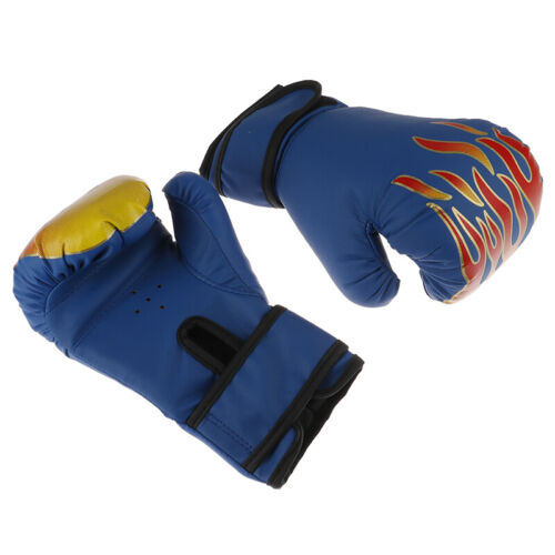 Child//Adult Boxing Gloves Grappling Punching Bag Training Martial Arts Sparr Nz