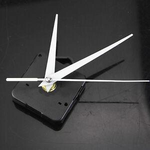 Neu-Quarz-Uhrwerk-Mechanismus-Lange-Spindel-Silber-Hand-Reparatur-Teile-Sch-F1E5