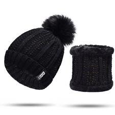 e78f277708b item 1 Women Pom pom Beanie Knit Slouchy Baggy Fleece Lined Winter Warm Hat  Ski Cap US -Women Pom pom Beanie Knit Slouchy Baggy Fleece Lined Winter  Warm Hat ...