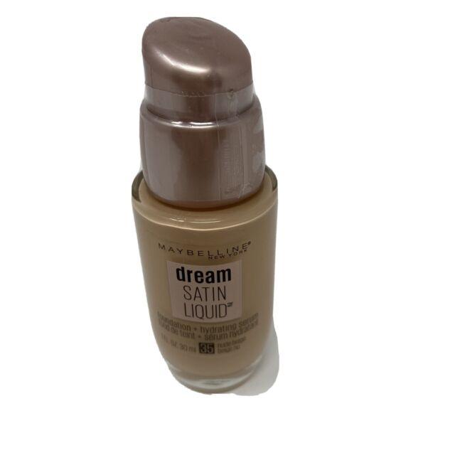 Maybelline Liquid Mousse Foundation Nude (1 fl oz) - Instacart