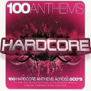 882-COMPILATION-CLUB-ANTHEMS-5-CD-100-TITRES-NEUF-SOUS-BLISTER