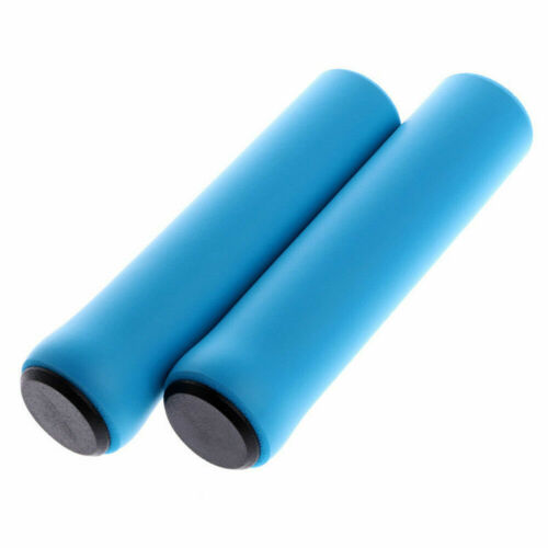 MTB Soft Foam Silicone Sponge Handle Bar Grips Cover Bike Bicycle O8X3