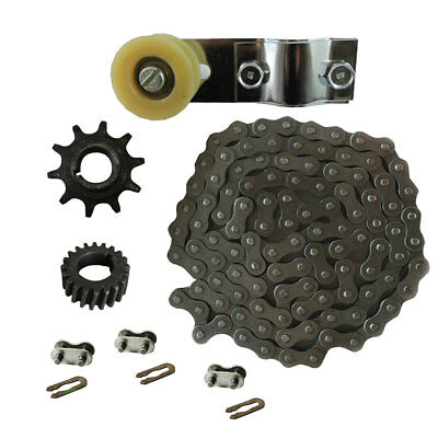 415 Chain /& 415 Chain Master /& Chain Tensioner For 49cc 80cc Motorized Bicycle