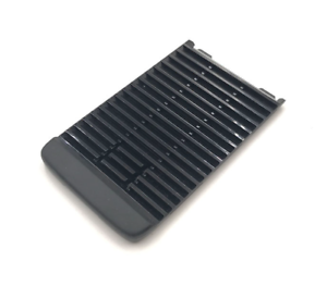 Xbox 360 Slim S Hard Drive HDD Cover Case Flap Vent Door Grill Replacement Black