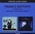 BATTIATO Franco Classic Albums 2 CD EMI