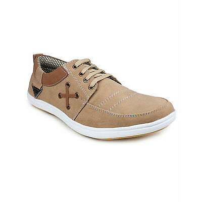 Inure Tan Casual Shoes For Men Art No7502