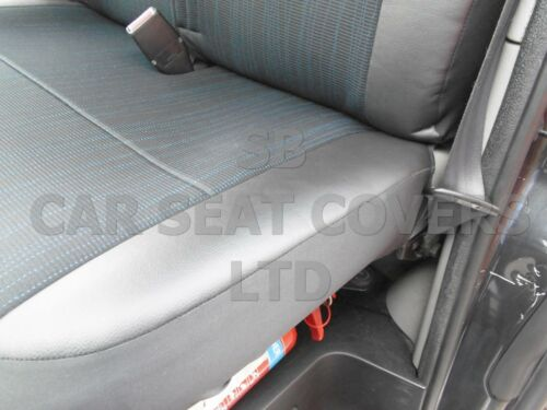 2009 TO FIT A NISSAN INTERSTAR VAN INDUS GREY SEAT COVERS