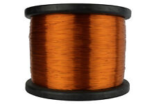 Temco Magnet Wire 26 Awg Gauge Enameled Copper 200c 10lb 12580ft Coil Winding