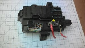 2007 2008 ford expedition lincoln navigator fuse block junction box relay  panel | ebay  ebay