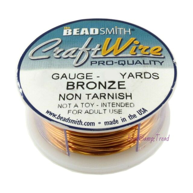 6 colors Bead Smith Copper Craft Wire  18-26 gauge