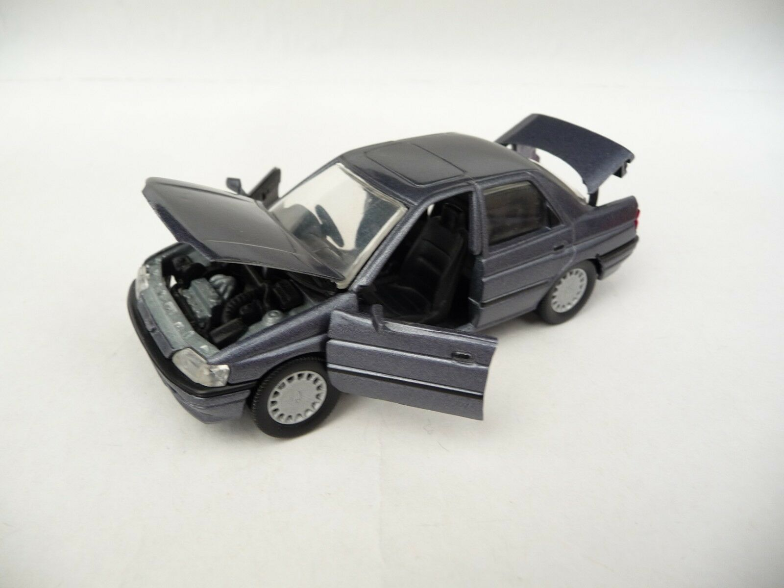 Schabak Models 1 43 Ford Orion Ghia Grey 1983 SCHA10020