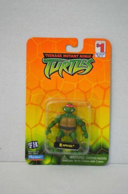 Playmates Toys Tmnt Teenage Mutant Ninja Turtles Michelango Action Figure For Sale Online Ebay