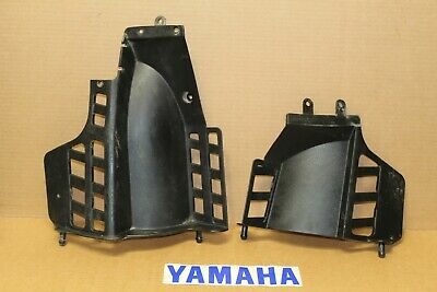 Yamaha YFS 200 Blaster RIGHT heel guard foot rest 1988-2006 STOCK OEM