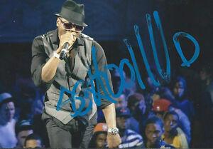 Schoolly-D-signed-PSK-Gangsta-Rap-Hip-Hop-Music-Rare-COA-LOOK