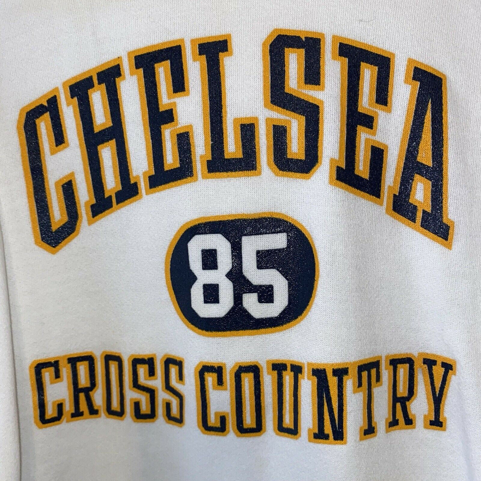Vintage 70s Russell Athletic Chelsea Cross Countr… - image 2