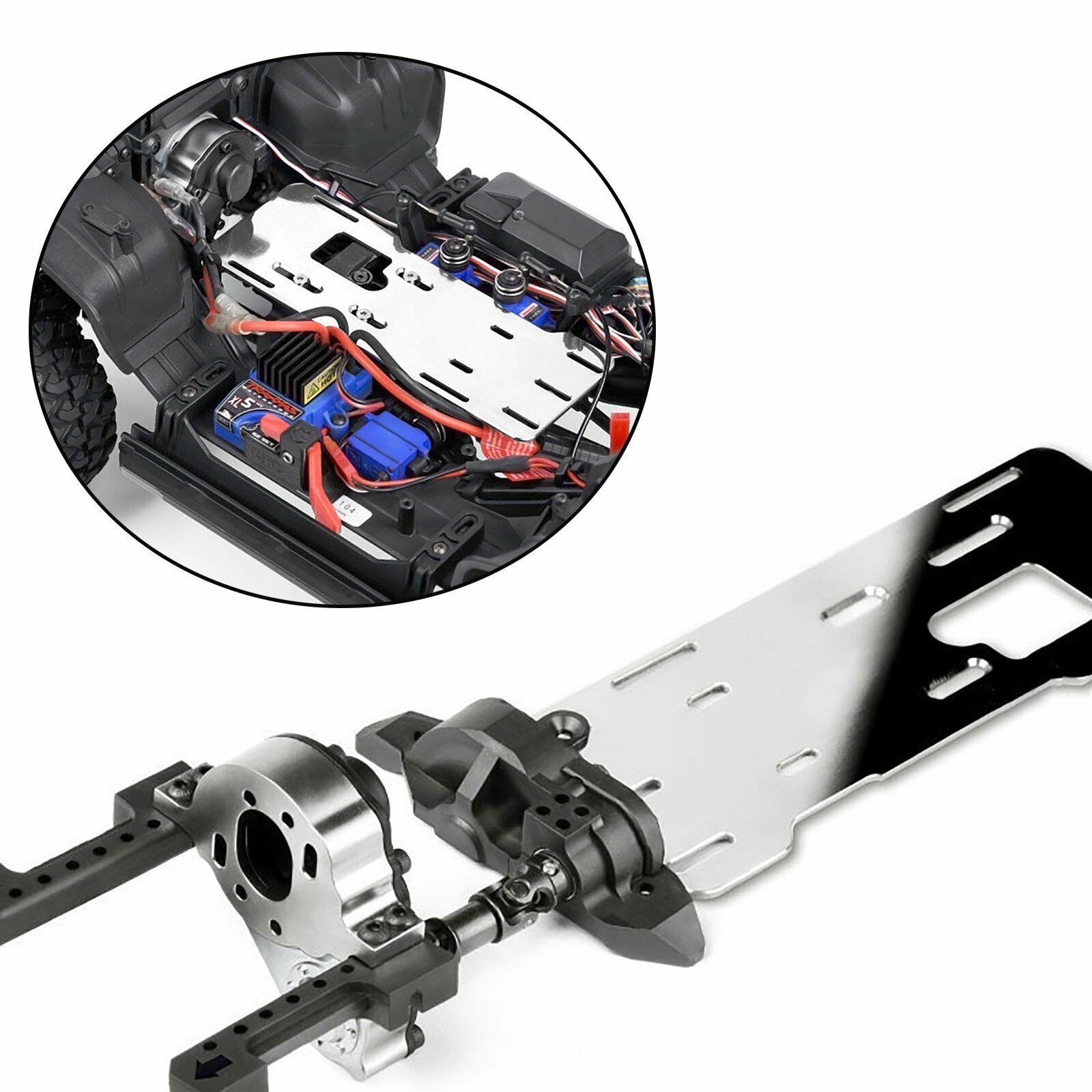 GRC TRX4 G2 Motor pre-Caja De Engranajes Motor Caja De Cambios Montaje Frontal Conjunto Para TRAXXAS TRX-4