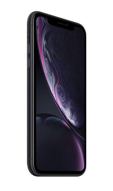 Apple iPhone XR - 64GB - Schwarz (Ohne Simlock)