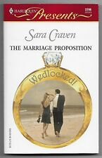 The Marriage Proposition by Sara Craven (2010, Paperback)