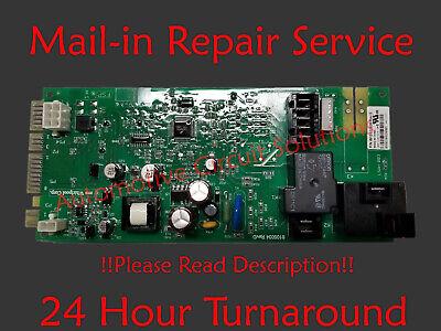 Whirlpool Kenmore Maytag Dryer Control Board F01 F40 Error Code Repair Service