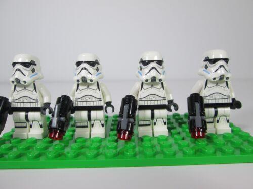 Genuine Lego Star Wars Rebels Imperial Stormtrooper Minifigures Lot 4 Pieces