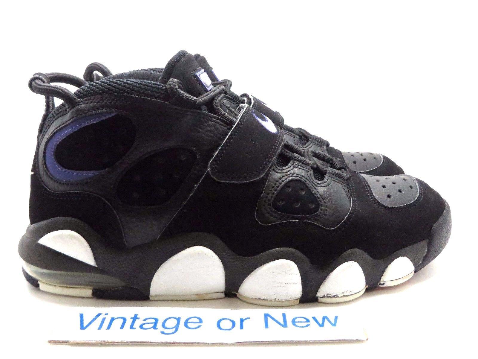 Nike Air Max 2007 CB34 Godzilla Charles Barkley 2007 Max sz 10 aa7917