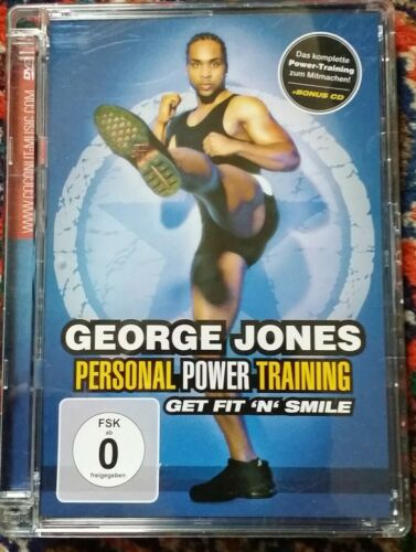 1 von 1 - George Jones - Personal Power Training - Get Fit `N`Smile (2007)