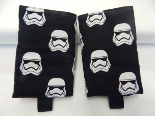 Star Wars Storm Troopers Baby Carrier Dribble Teething Pads Suit Most Carriers